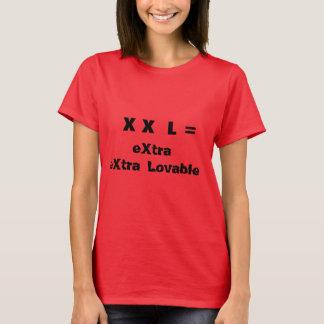 Novelty women's t-shirt