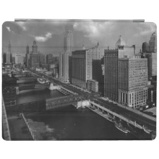 November 1939:  The city of Chicago iPad Cover