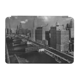 November 1939:  The city of Chicago iPad Mini Cover