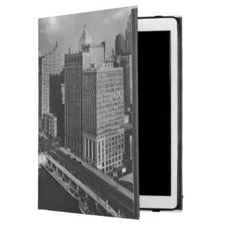 "November 1939:  The city of Chicago iPad Pro 12.9"" Case"
