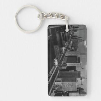 November 1939:  The city of Chicago Key Ring