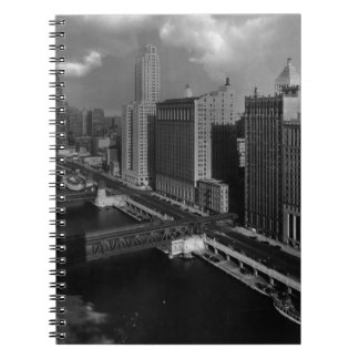 November 1939:  The city of Chicago Notebook