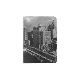 November 1939:  The city of Chicago Passport Holder