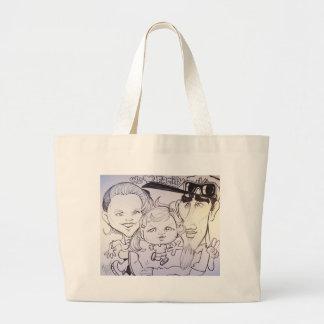 November 2012- L Tote Bag