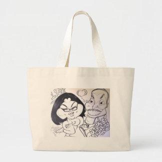 November 2012- P Canvas Bags