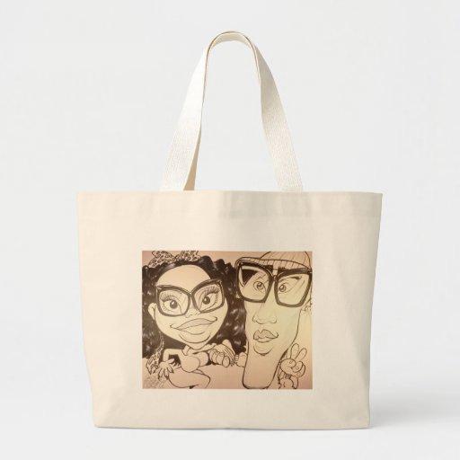 November 2012 State Fair Louisiana Caricature Bags