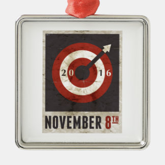 November 8, 2016 christmas ornament