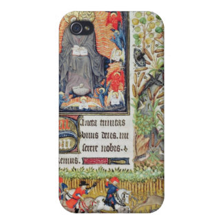 November; deer hunting iPhone 4 cover