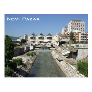 Novi Pazar Postcard