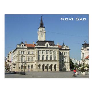 Novi Sad Postcard