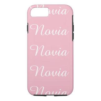 Novia (Bride/Girlfriend) iPhone 8/7 Case