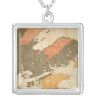 Novia Scotia 2 Silver Plated Necklace