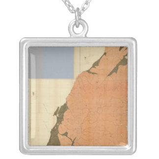 Novia Scotia Silver Plated Necklace
