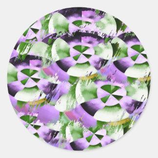 NOVINO Chakra Clusters Stickers