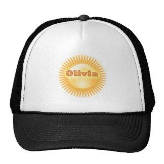 NOVINO Elegant Text Trucker Hat