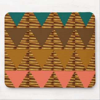 NOVINO Gold, Brown, Symbols,Artistic Gift LOWPRICE Mousepad