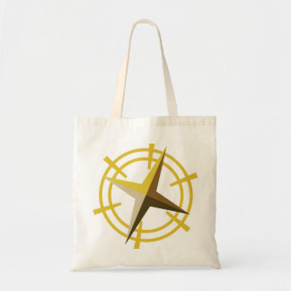 NOVINO Gold Star Drive Wheel Canvas Bags