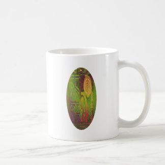 NOVINO Green n Gold ReikiHealingArt Mugs