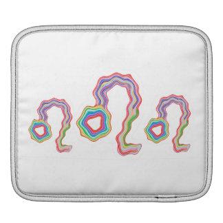 NOVINO Leo Star Family - Fine Tatoo Art iPad Sleeves