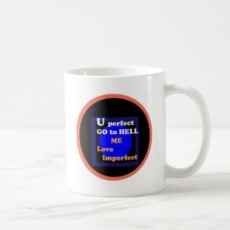 NOVINO : Me love imperfect Mugs