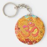 NOVINO Om Mantra - Dedication by Naveen Joshi Key Chains