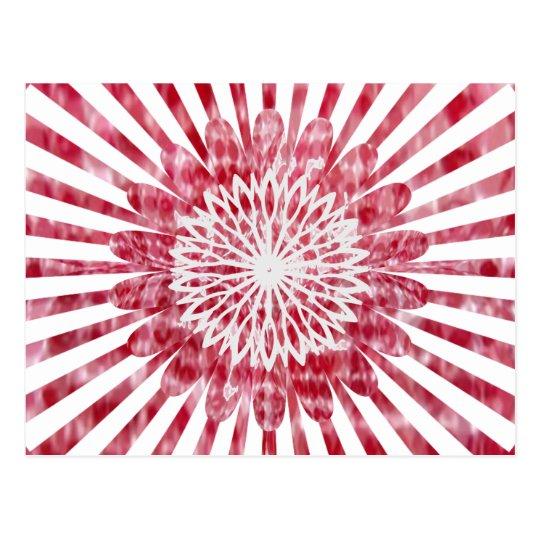 NOVINO SunFlower Energy Wheel Postcard