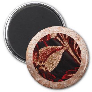 NOVINO Super Gold Leaf Magnet