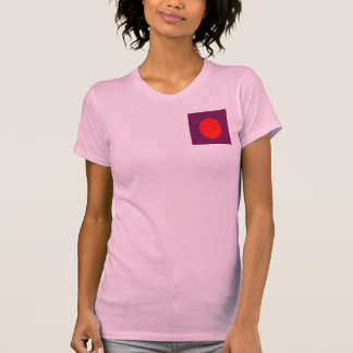 NOVINO Variety Collection Squares Rounds NumberOne T Shirts