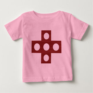NOVINO Variety Collection Squares Rounds NumberOne Tee Shirts