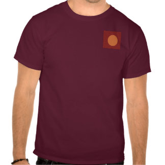 NOVINO Variety Collection Squares Rounds NumberOne Tshirt