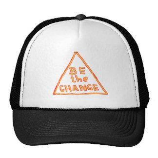 NOVINO Wordcraft -  Ten Funny Artistic Text Trucker Hats