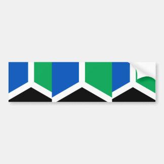 Novokuznetsk, Russia Bumper Sticker