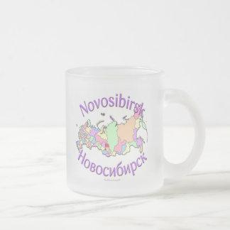 Novosibirsk Russia Mugs