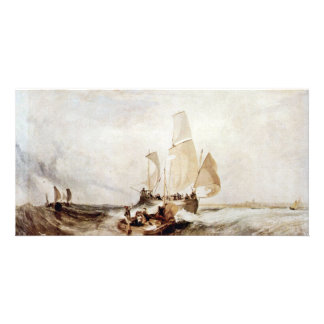 Now For The Painter Passengers To Board By Turner Photo Card Template