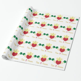 Now & Forever Wrapping Paper