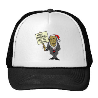 Now Get Back To Work Christmas Boss Hats