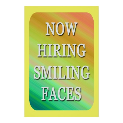 Make a Now Hiring Poster | Pizza Poster Ideas |Now Hiring Sign Ideas