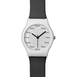 Now is Zen™ - Mindfulness Tao Buddhist Watch