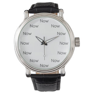 Now is Zen™ - Mindfulness Taoist Buddhist Watch