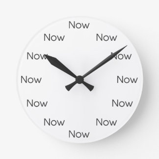 Now is Zen™ Wallclock