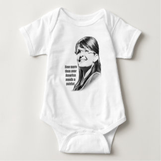 Now MoreThan Ever Baby Bodysuit