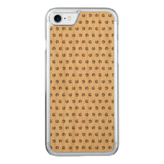 Now Safe For Work (NSFW) Lucky 9 Pattern iPhone Ca Carved iPhone 7 Case