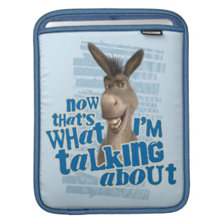 Now That's What I'm Talking About! iPad Sleeve