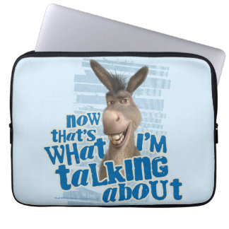 Now That's What I'm Talking About! Laptop Sleeve
