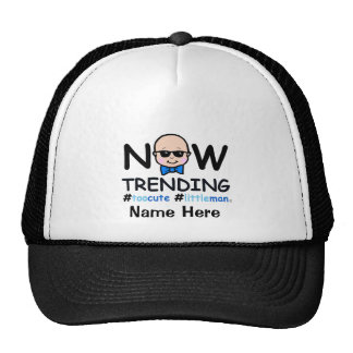 Now Trending Baby Boy Mesh Hat