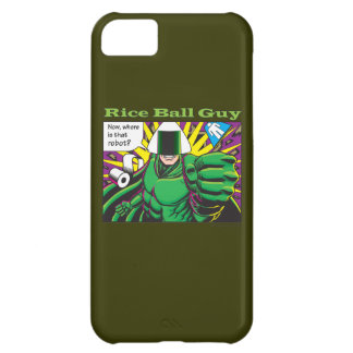 Now where is that robot? iPhone 5C covers