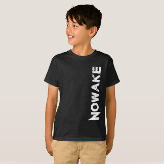 NOWAKE Kids Design T-Shirt