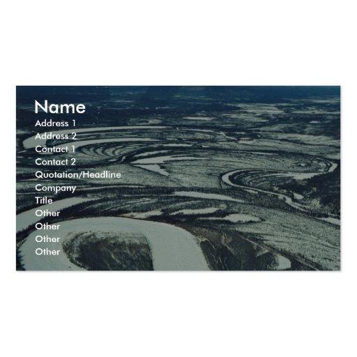 Nowitna National Wildlife Refuge Business Cards