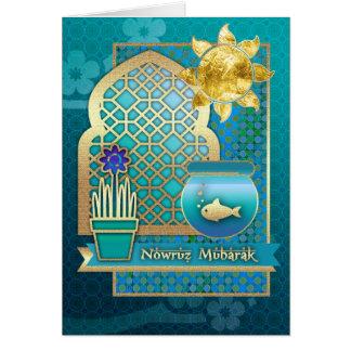 Nowruz Mubarak. Persian New Year Greeting Cards
