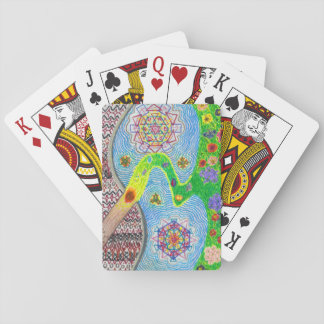 Nowruz Spring and Life Renewal Playing Cards